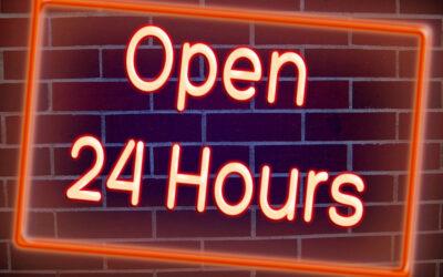 Ley de la atracción las 24 horas, rutina diaria